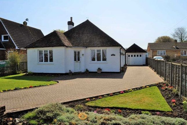 Thumbnail Bungalow for sale in The Street, Brook, Ashford