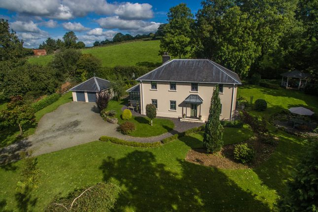 Thumbnail Detached house for sale in Cellan, Lampeter, Ceredigion