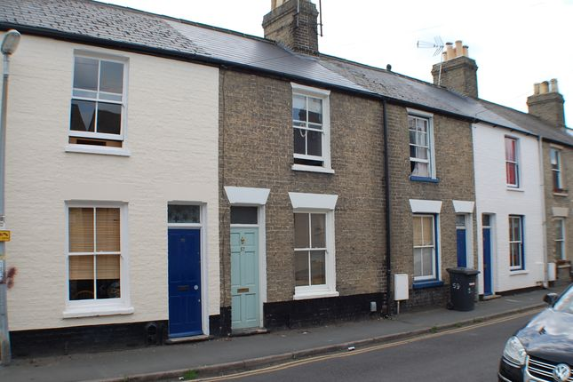 Thumbnail Terraced house to rent in York Street, Cambridge