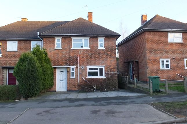 Thumbnail Shared accommodation to rent in Blackbrook Road, Loughborough, Leicestershire