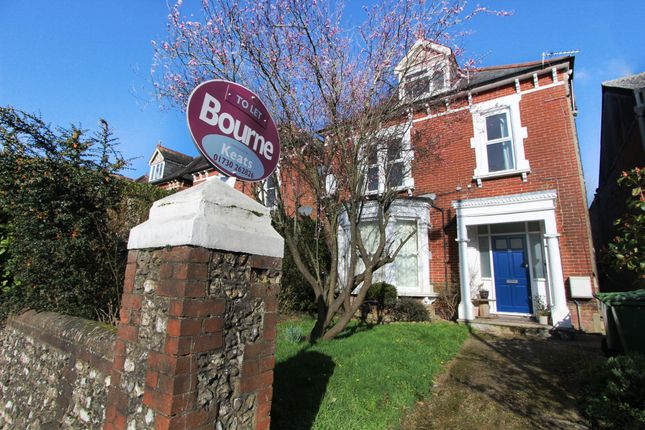 Thumbnail Flat to rent in Station Road, Petersfield