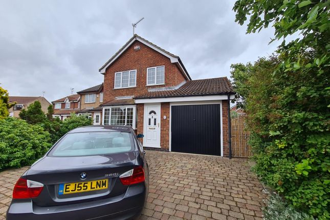 Thumbnail Detached house to rent in Teesdale, Carlton Colville, Lowestoft