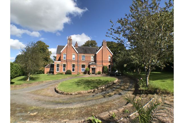 Thumbnail Detached house for sale in Chester Road, Hinstock, Market Drayton