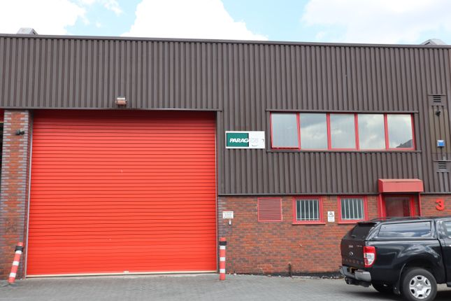 Thumbnail Industrial to let in Admiral Hyson Industrial Estate, Hyson Road, London