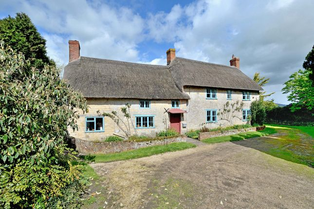 Thumbnail Farmhouse for sale in Higher Farm House, Margaret Marsh, Shaftesbury, Dorset