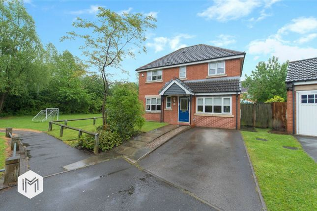 Thumbnail Detached house for sale in Columbine Way, St Helens, Merseyside