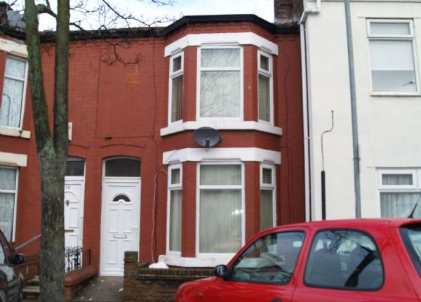 Thumbnail Terraced house to rent in Chelsea Road, Litherland, Liverpool