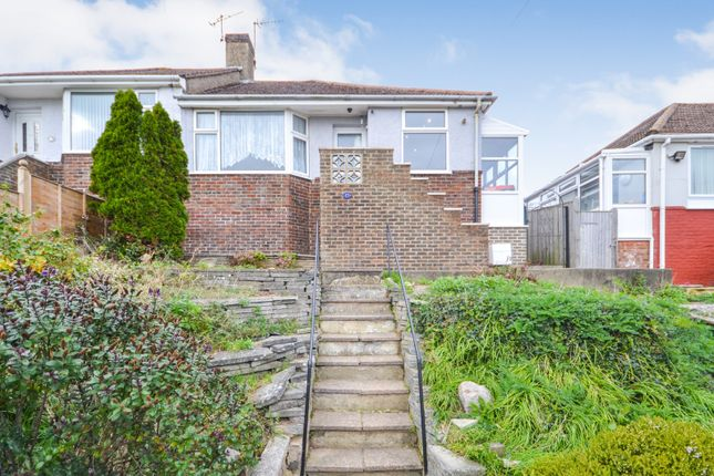 Thumbnail Bungalow to rent in Conqueror Road, St Leonards On Sea