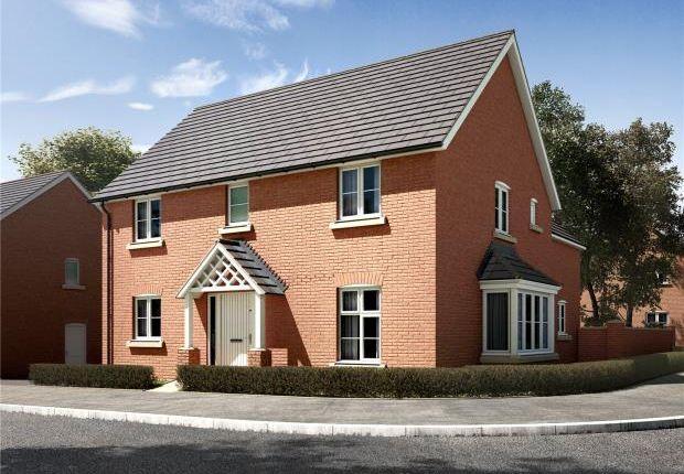 Thumbnail Detached house for sale in Saffron View, Radwinter Road, Saffron Walden, Essex