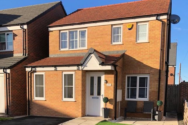 Thumbnail Detached house for sale in Wellesley Drive, Blyth