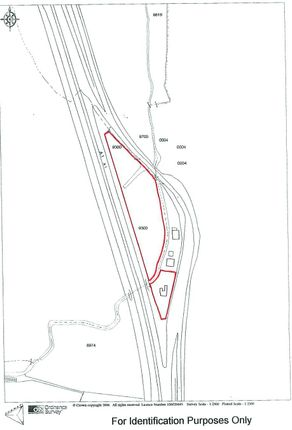 Thumbnail Land for sale in Cromwell, Newark