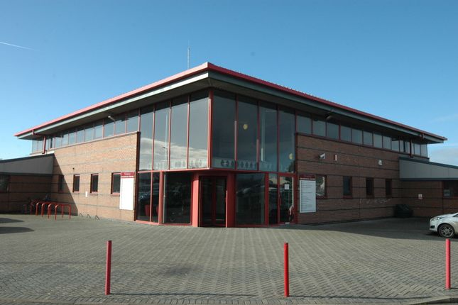 Thumbnail Office to let in Trinity Enterprise Centre Ltd, Ironworks Road, Barrow-In-Furness