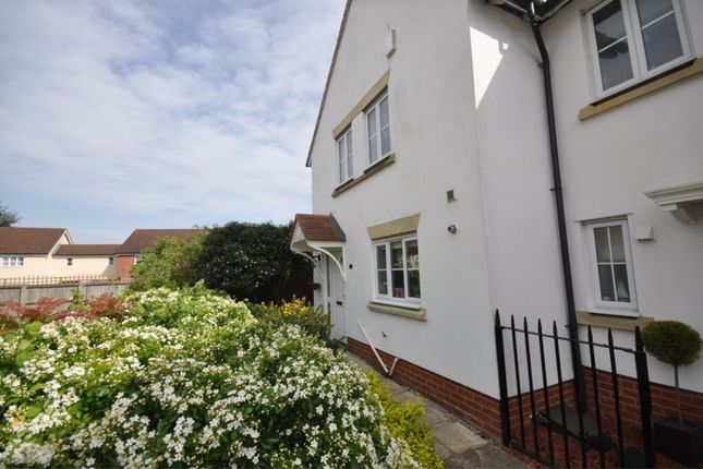Thumbnail End terrace house to rent in Cohen Close, Braintree, Black Notley