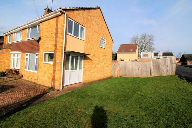 Thumbnail Semi-detached house to rent in St. Davids Road, Thornbury, Bristol