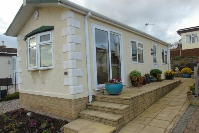 Thumbnail Mobile/park home for sale in Cottage Park, Ross-On-Wye