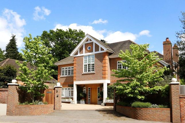 Thumbnail Property for sale in Coombe Lane West, Coombe, Kingston Upon Thames