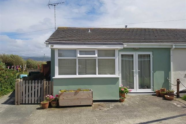 Thumbnail Semi-detached bungalow for sale in Caegwylan, Borth