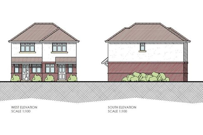 Thumbnail Semi-detached house for sale in North Avenue, Northbourne, Bournemouth