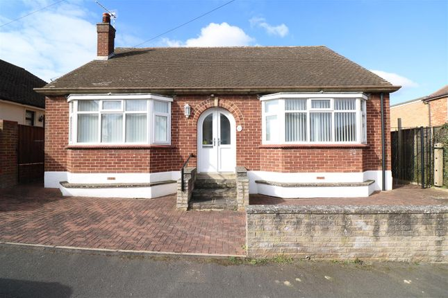 Thumbnail Detached bungalow for sale in Fern Road, Rushden