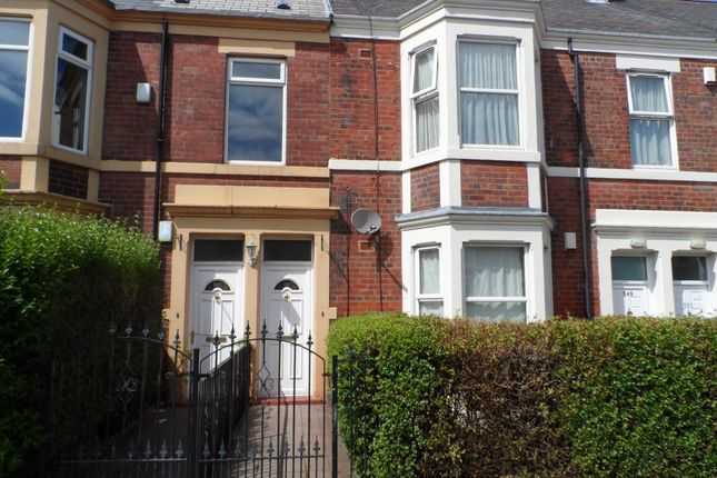 Thumbnail Maisonette to rent in Welbeck Road, Walker, Newcastle Upon Tyne