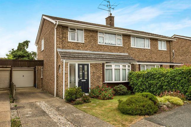 Thumbnail Semi-detached house for sale in Heywood Way, Heybridge, Maldon