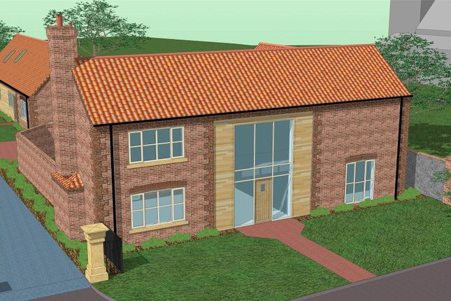 Thumbnail Detached house for sale in Plot 1, The Farmhouse, Manor Farm, Church Lane, Ulceby, North Lincolnshire