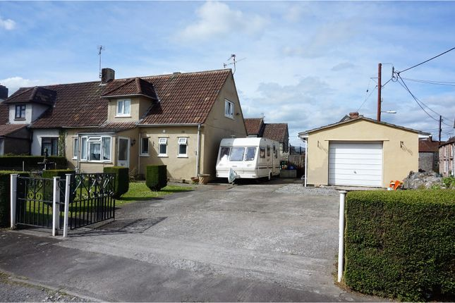 Thumbnail Semi-detached house for sale in Westacre Close, Cheddar