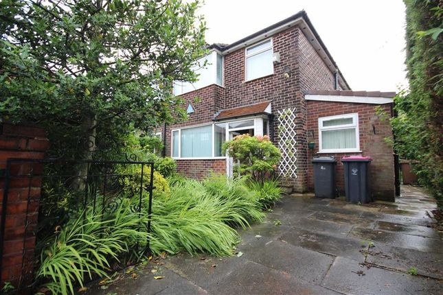 3 bed semi-detached house for sale in Blandford Avenue, Roe Green, Worsley