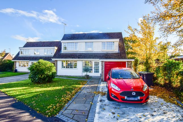 Thumbnail Detached house for sale in Hophurst Drive, Crawley Down, Crawley