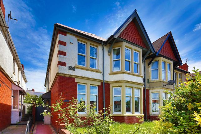 Semi-detached house for sale in Cyncoed Road, Cyncoed, Cardiff