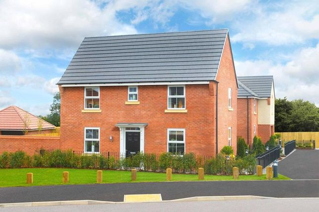 """3 bed detached house for sale in """"Hadley"""" at Salhouse Road, Rackheath, Norwich NR13"""