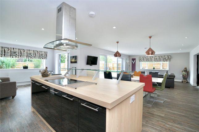Thumbnail Detached house for sale in Orchard Lane, Brampton, Huntingdon