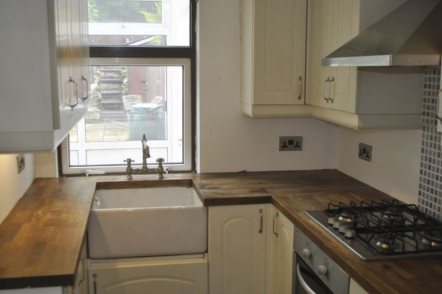 Thumbnail Terraced house to rent in Station Road, Chapeltown, Sheffield