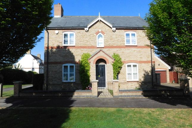 Thumbnail Detached house for sale in Bronte Avenue, Fairfield, Hitchin, Herts