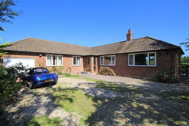 Thumbnail Detached bungalow for sale in Vasterne Hill, Purton, Wiltshire