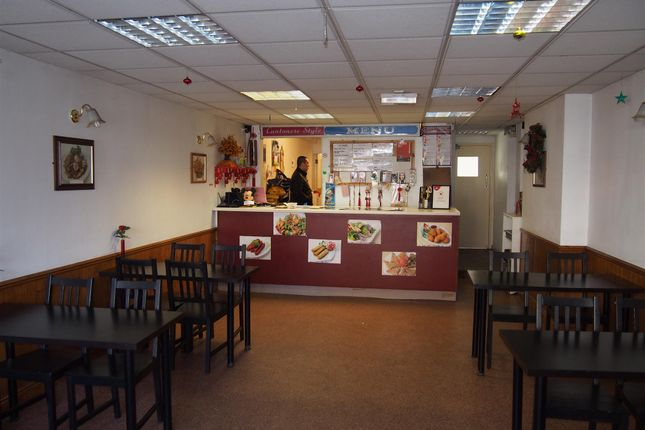 Thumbnail Leisure/hospitality for sale in Hot Food Take Away NG5, Nottinghamshire