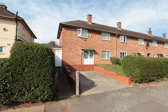 Thumbnail Semi-detached house to rent in Gracedieu Road, Loughborough