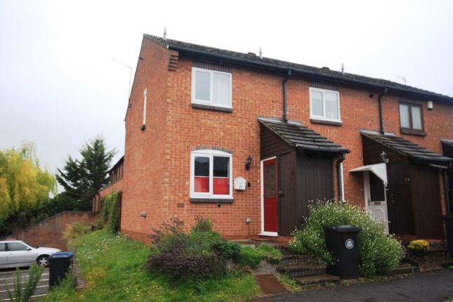 Thumbnail Terraced house to rent in Saxonfields, Bidford On Avon