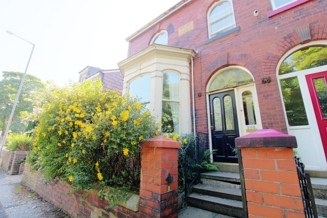 Thumbnail End terrace house for sale in Church Road, Bolton