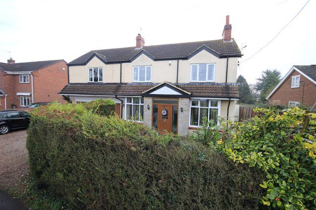 Thumbnail Detached house for sale in Park Lane, Blaxton, Doncaster