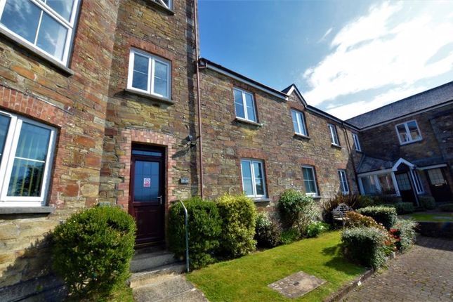 Flat to rent in Castle Hill Court, Cross Lane, Bodmin
