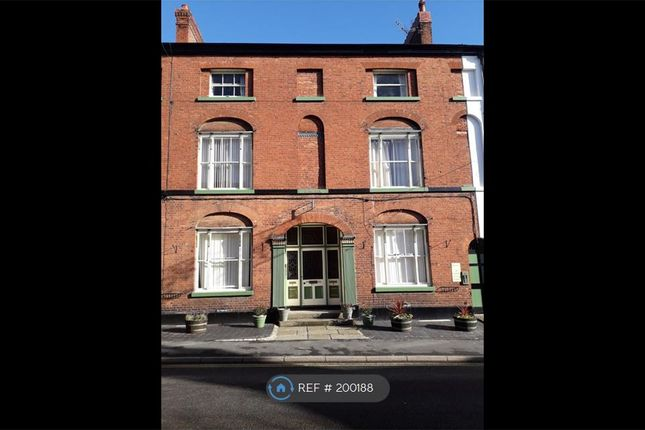 Thumbnail Flat to rent in Willow Street, Oswestry