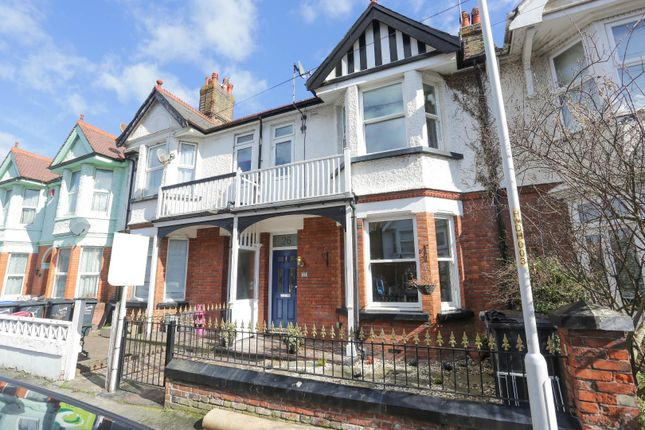 Thumbnail Terraced house for sale in Windsor Avenue, Margate
