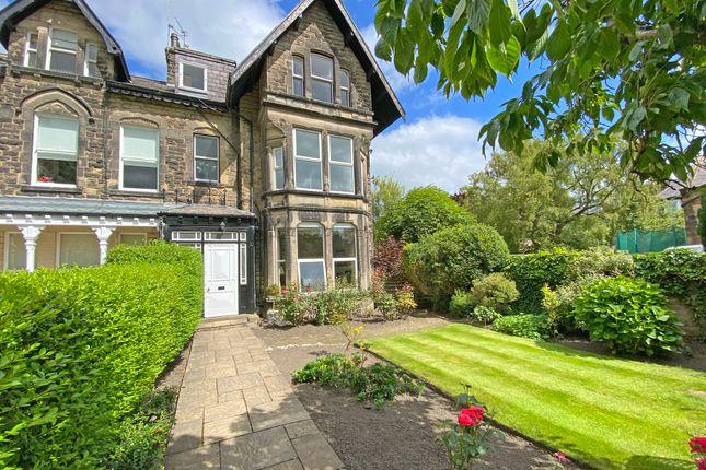 Thumbnail Flat to rent in Lancaster Road, Harrogate