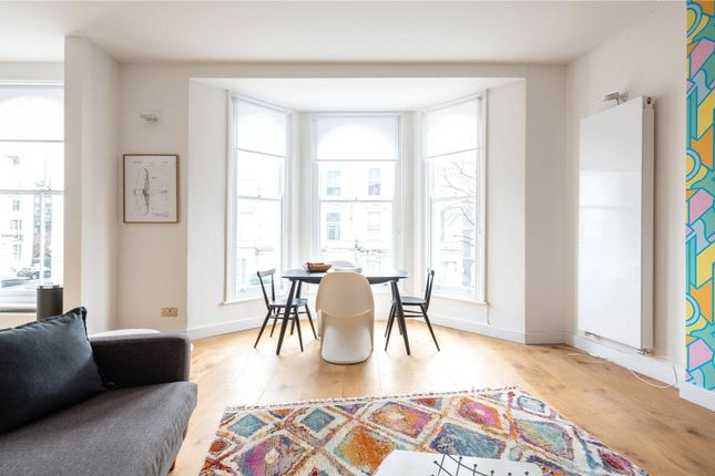Thumbnail Flat to rent in Elgin Crescent, Holland Park, London