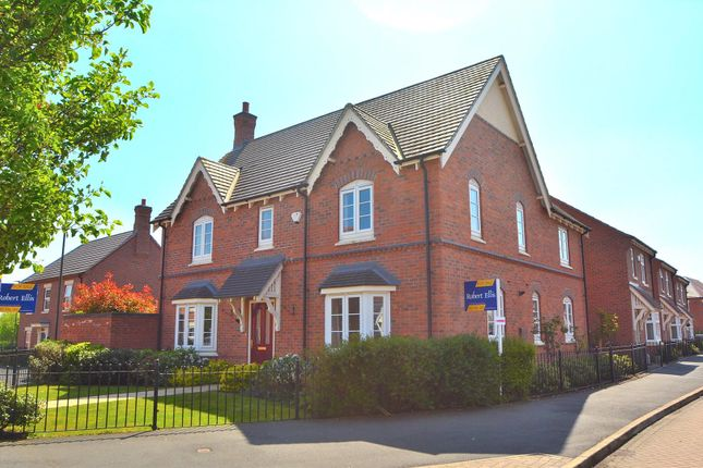 Thumbnail Detached house for sale in Invaders Close, Long Eaton, Nottingham