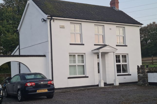 Thumbnail Farmhouse for sale in Culfor Road, Loughor, Swansea