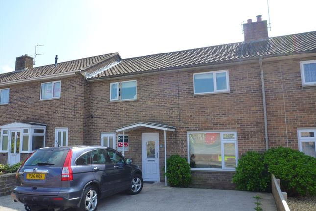3 bed terraced house for sale in College Road, Trowbridge