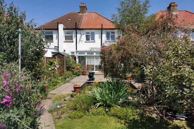Thumbnail Semi-detached house for sale in Gander Green Lane, North Cheam