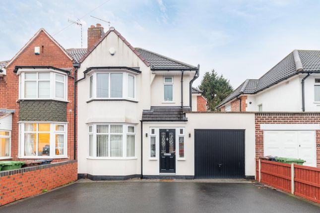3 bed semi-detached house for sale in Arnold Road, Shirley, Solihull B90